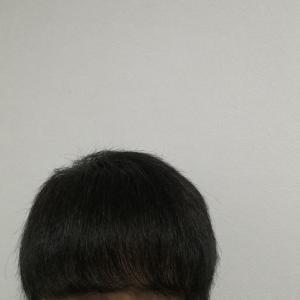 韓国植毛12ヶ月目 美容室へ