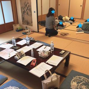 ご報告 第3回 お寺で自己指圧Café in 大阪