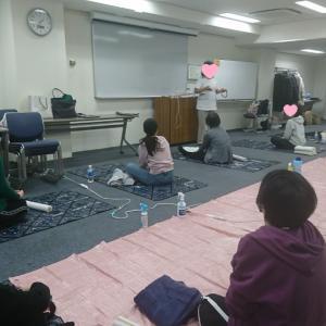 3月8日 自己指圧Cafe in 大阪 レポート