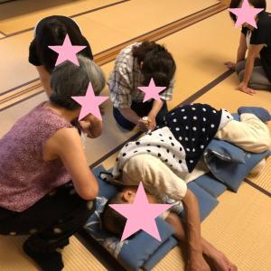 ご報告 お寺で自己指圧Café in 大阪 開催しました。