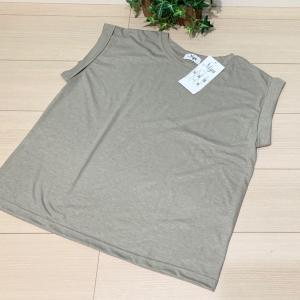 【楽天購入品】再販繰り返す大人可愛いTシャツ