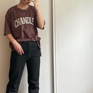 アラフォー・アラフィフ世代のTシャツコーデ