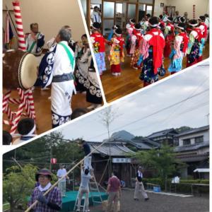 2019 丸尾夏祭り