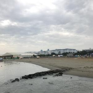 川崎港トライアスロン完走記