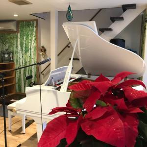 白いピアノ*クリスマス会☆ご報告②