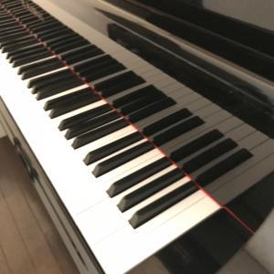 ピアノ(๑° ꒳ °๑)♫