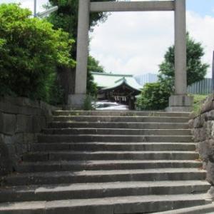 文京区散歩 ① 小日向神社
