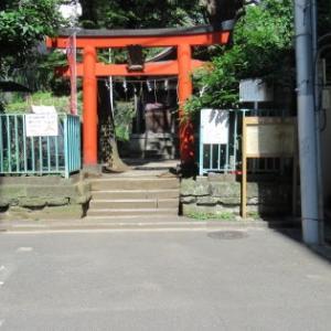 文京区散歩 ⑥ 春日局の出世にあやかる - 出世稲荷神社へ