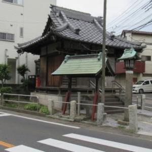 与野散歩 ⑨ 鈴谷天神社