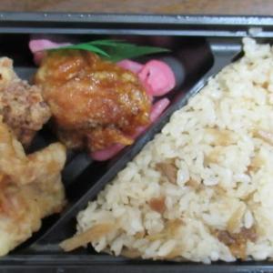 職人のからあげ 華鳥 @ アトレ亀戸 ~ 鶏めしとからあげのお弁当がお得! ~