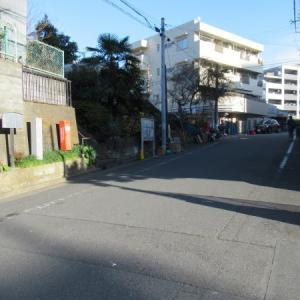 練馬春日町駅から練馬駅へ ⑦ 須賀神社 (貫井5丁目)