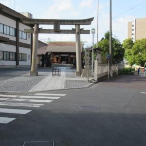 生麦から鶴見へ ⑲ 鶴見神社