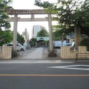 お花茶屋から千束へ ⑧ 玉姫稲荷神社