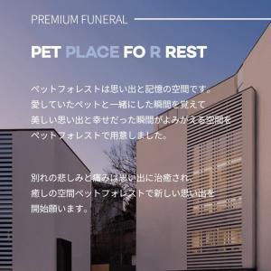 韓国での動物病院と葬儀場について