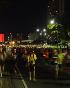 ハワイ★マラソンに良いコンドミニアム