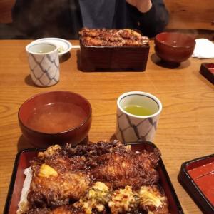 天ぷら 中山の穴子丼