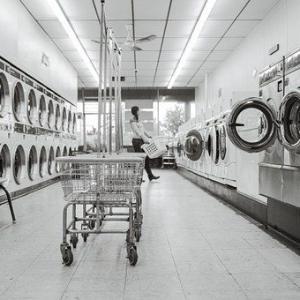 ドラム式洗濯乾燥機、排水が不調