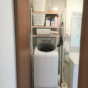 洗面所の三面鏡の収納で使いやすく工夫してる2つの箇所