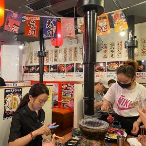 大阪焼肉BAKA一代