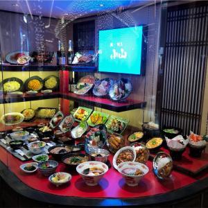 K11の日本料理屋「小山」