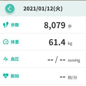【ダイエット】体重は増えたけど理由は明確な37日目