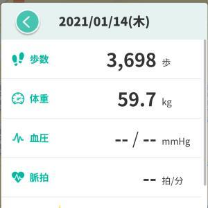 【ダイエット】ビタミンと食物繊維に目覚めた39日目