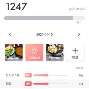 【ダイエット】たくさん食べたけど減った41日目