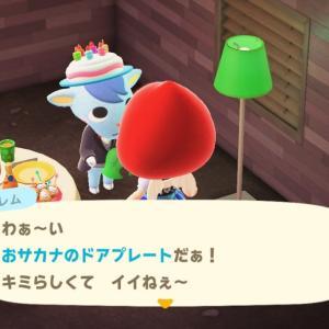 【あつ森】レムの誕生日