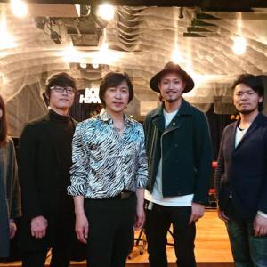 12/2東京ライブ、無事終わりました!