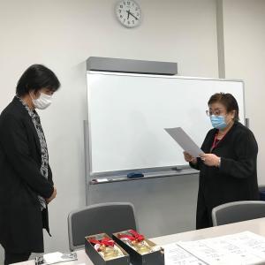 「君と出逢えて」が北海道作詩家協会の年度優秀賞に!