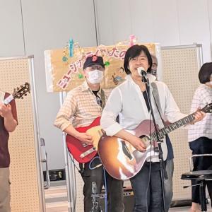 明日7/12はJR白石駅のオープンライブに顔出します!