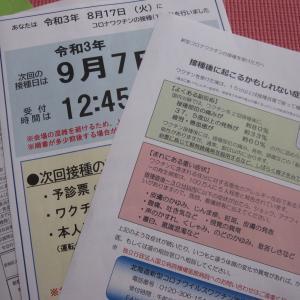 【函館】ワクチン接種 1回目終了…結果報告