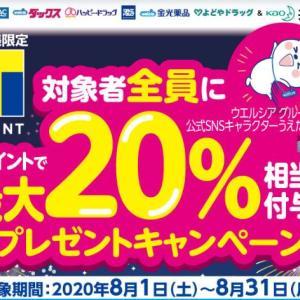 ウエルシアで実質50%還元! キャンペーン併用で花王製品を超お得に購入できます!