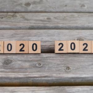 2020年の振り返って ブログのアクセスとか旅行の話とか