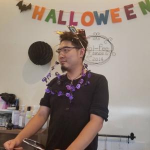 10月2日水曜日 「どうもDJshampooです笑」