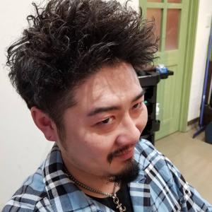 1月24日 (金)  * 「店長三浦のnewヘアスタイル★」