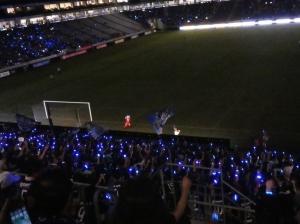 取り急ぎ観戦報告、ルヴァンカップ・プライムステージ・1stレグ・1-0勝利@パナスタ