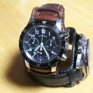 WANCHERの腕時計