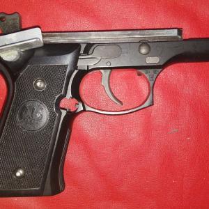 マルイ 「M92F」フレーム・セイフティ・カスタム その05