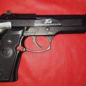 マルイ 「M92F」フレーム・セイフティ・カスタム その06