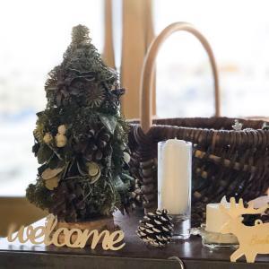 クリスマスツリーがない我が家の、クリスマス支度