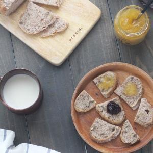 暑くて食欲のない朝にも!焼くだけでおいしいパン情報