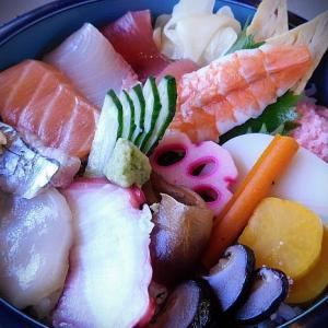 優雅亭盛山の寿司ランチ