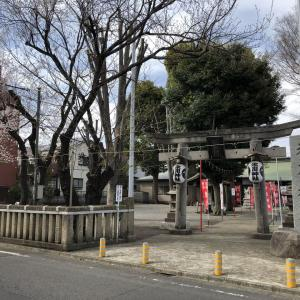 282.相模原氷川神社(神奈川県相模原市)