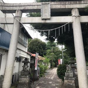 285.常祇稲荷神社(群馬県桐生市)