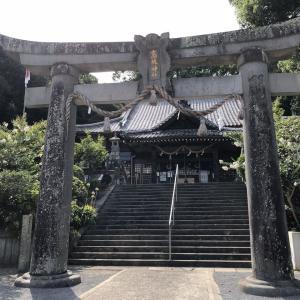 287.高城神社(長崎県諫早市)