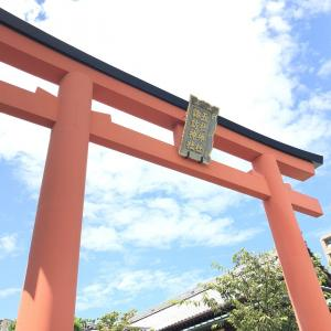 293.五社神社・諏訪神社(静岡県浜松市)