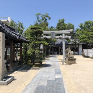 272.茅渟神社(大阪府泉南市)