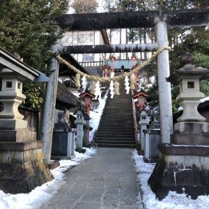 274.呑香稲荷神社(岩手県二戸市)