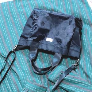 バッグの適正量を考える~①バッグの中身を見直してみよう♪~